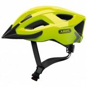 ABUS Aduro 2.0 Casco per bici (S, nero/giallo/verde)