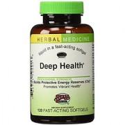 Herbs Etc. Deep Health Medicinal Mushrooms -- 120 Softgels