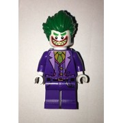 The LEGO Batman Movie Minifigure - Joker with Large Grin No Cape (30523)
