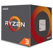 AMD Ryzen 3 1200 4 Cores 3.1GHz 2/8Mb YD1200BBAEBOX