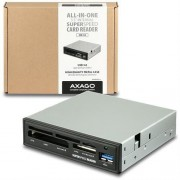 AXAGO interná 3.5''USB 3.0 5-slot čítačka ALL-IN-ONE