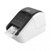Етикетен принтер Brother QL-810W, директен термопечат, макс. ширина на етикета 62mm, AirPrint, Wi-Fi Direct, USB