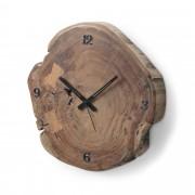 Kave Home Reloj de pared Asiriq Ø 35 cm