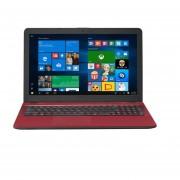 Notebook Asus Vivobook X541u I7 7gen 8gb 1tb 15,6pulg Win10 Roja Pantalla Touch