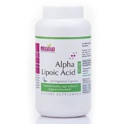 Zenith Nutrition Alpha Lipoic Acid 300Mg - 240 Capsules
