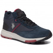 Сникърси U.S. POLO ASSN. - Henon Suede AXEL4117W9/SY1 Dkbl