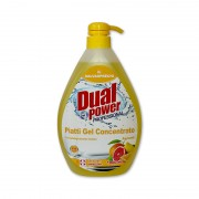 Detergent de vase Dual Power Professional Agrumi 1l