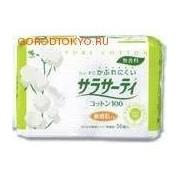"""KOBAYASHI """"Pure Cotton"""" Ежедневные гигиенические прокладки, 28 шт."""