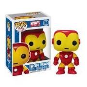 Iron Man: ~3.75 Funko POP! Marvel Universe Vinyl Bobble-Head Figure