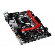 MSI H110M GAMING Intel H110 LGA 1151 (Socket H4) Micro ATX motherboard