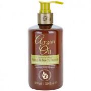Argan Oil Hydrating Nourishing Cleansing sapun lichid hranitor pentru maini si corp cu ulei de argan 300 ml