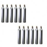 Gas Up Bombola Ricaricabile Co2 Acqua Frizzante Da 425 Gr. Con Attacco Acme