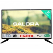 Salora led-televisie 32led1500 - 32 inch - hd led tv
