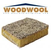 împâslitură de lemn WOODWOOL ROCK de 75mm