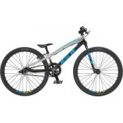 "GT BMX Race Bike GT Speed Series Micro Mini 20"" 2020 (Gloss Silver/Black)"