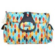 KALENCOM Kalencom Prebaľovacia taška Elite Coated Honeycomb Orange