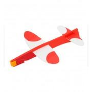 【二宮康明(工学博士)が設計した高性能スチレン飛行機】ウイングスプレーン スカイ【ザ・スタディールーム/THE STUDY ROOM レディス, メンズ, キッズ ステーショナリー レッド ルミネ LUMINE】