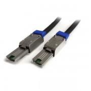 StarTech 1m Externe Serial Attached SCSI SAS Kabel - SFF-8088 naar SFF-8088