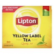 Lipton Yellow label thee