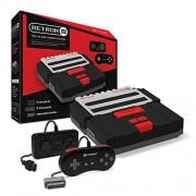 Hyperkin RetroN 2 Negro, Rojo Videoconsolas (NES / SNES, Negro, Rojo)