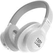 JBL E55BT Bluetooth Headphones - White