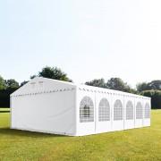 TOOLPORT Marquee 8x12m PVC 550 g/m² white waterproof
