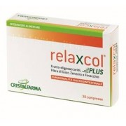 CRISTALFARMA Relaxcol Plus 30cpr