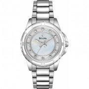 Ceas dama Bulova 96P144 Diamonds Collection