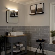 Hudson Reed Applique salle de bain LED 12W Omedeo 60x7cm