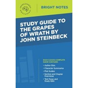 Study Guide to The Grapes of Wrath by John Steinbeck, Paperback/Intelligent Education