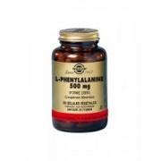 Solgar L-Phenylalanine 500 mg 50 Gélules Végétales - Flacon 50 gélules