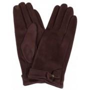 Дамски ръкавици - кафяви