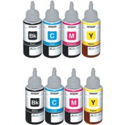 Epson Multicolour Ink - Pack of 8