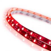 LED szalag , 2835 , 60 led/m , 4.8 Watt/m , piros , IP54