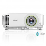 Projector, BENQ EW600, 3600LM, Wireless Android-based Smart Projector, WXGA (9H.JLT77.13E)
