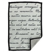 Toddy Gear Screen Cleaning Cloth for Smartphones Tablets and Glass Surfaces 5x7 Inches Love Letters (LORS-C0311)