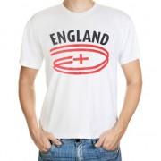 Bellatio Decorations T-shirts met England opdruk volwassenen