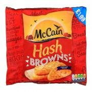 MCCAIN HASH BROWNS FRITTELLE DI PATATE 625G