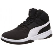 Puma Men's Puma Rebound Street Evo Sl Puma Black and Puma White Sneakers - 10 UK/India (44.5 EU)