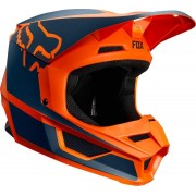 FOX V1 MX PRZM Orange Casca Motocross Marime XL 59-60 cm
