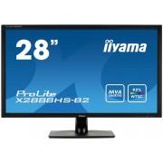 Monitor LED ProLite X2888HS-B2, 28.0'' Full HD, 5ms, Negru