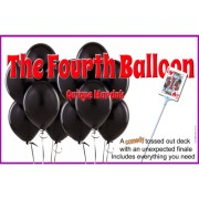 The Fourth Balloon by Quique Marduk - Trick