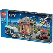 Lego City Museum Break in