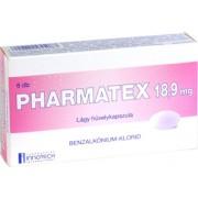 Pharmatex 18,9 mg lágy hüvelykapszula