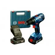 Masina de insurubat cu acumulatori Bosch GSR 180-LI, 2 Acu x 1.5 Ah