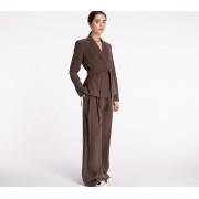 Pietro Filipi Lady's Trousers Brown