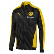【プーマ公式通販】 プーマ ドルトムント BVB リーグ スタジアム ジャケット メンズ Cyber Yellow-Puma Black |PUMA.com イエロー