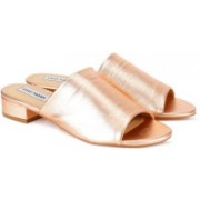 Steve Madden Women ROSE GOLD Flats