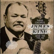 Video Delta King,James - Three Chords & The Truth - CD