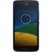 Смартфон MOTO G5 DS BLUE / PA610114RO, Android 7.0 Nougat, 16GB, Син